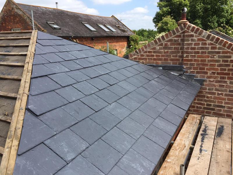 Image 38 - Roof slating