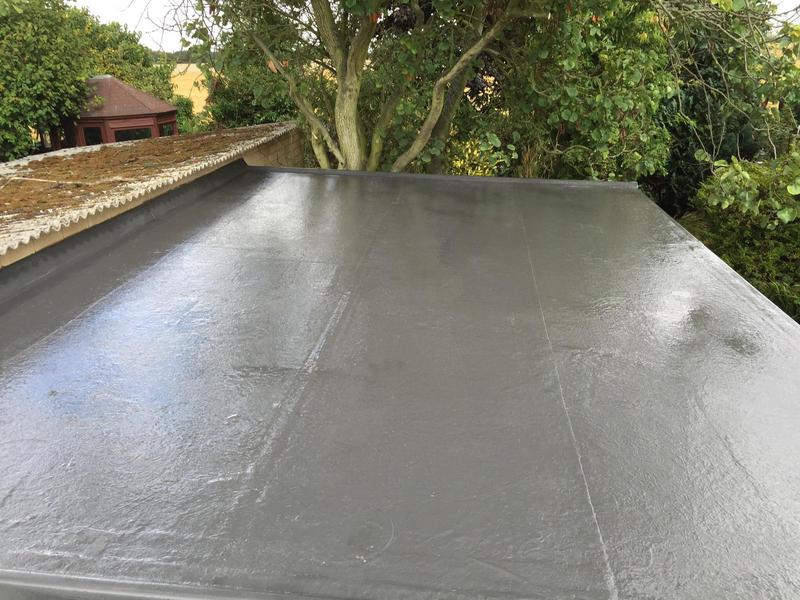 Image 47 - GRP flat roofs