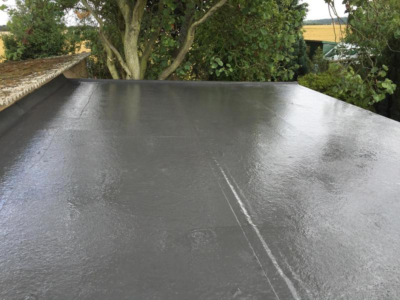 Image 50 - GRP roofs come in any colour