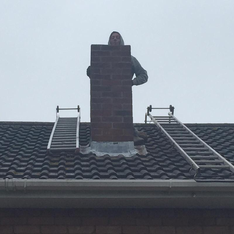 Image 52 - Chimney repointing