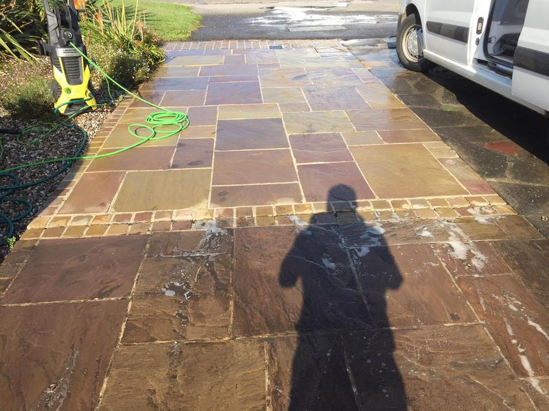 Image 60 - Patio cleaning service
