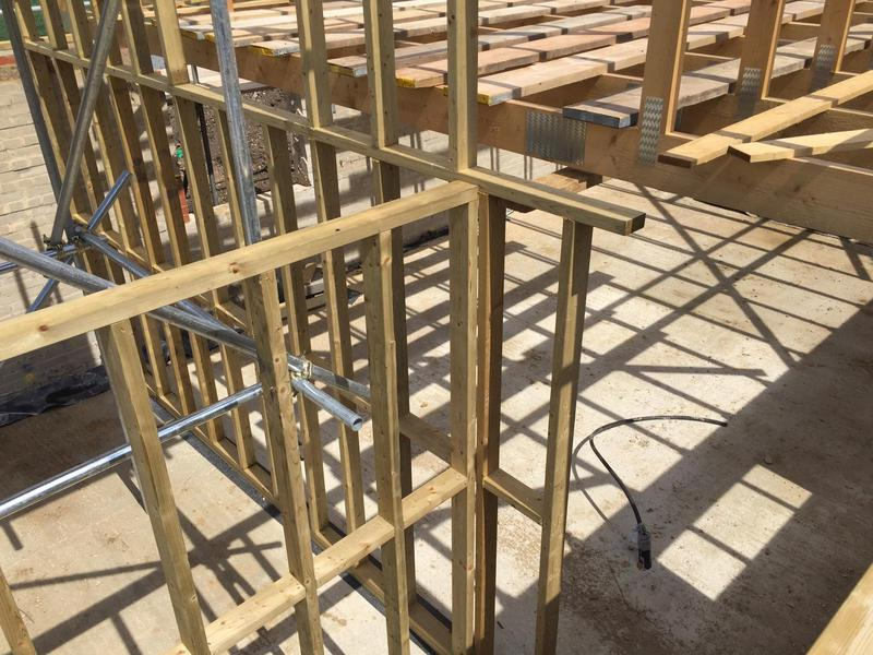 Image 67 - Timber frame constructions