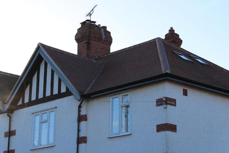 Image 1 - New rosemary plain tile roof, Harrogate