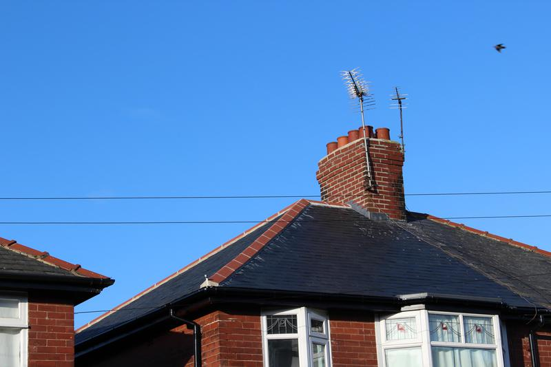 Image 2 - New natural slate roof, including new upvc Roofline in black, Harrogate