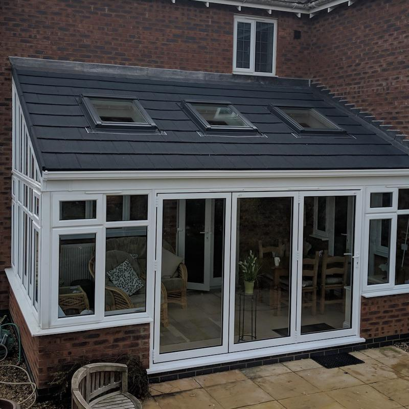 Image 4 - Conservatory roof replacement
