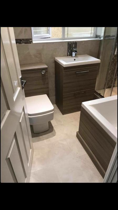 Image 35 - Full bathroom re fit out.
