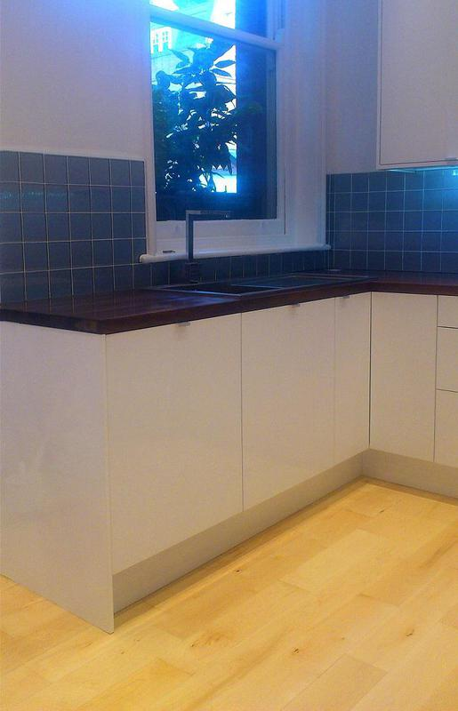 Image 38 - Kitchen,and solid wood floor