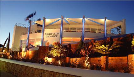 Image 6 - calador yacht club Mallorca Spain, access control installation