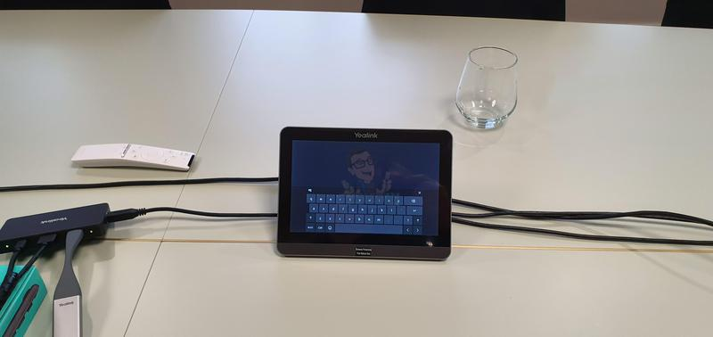 Image 34 - Yeolink Conference system installed in London Meeting Room