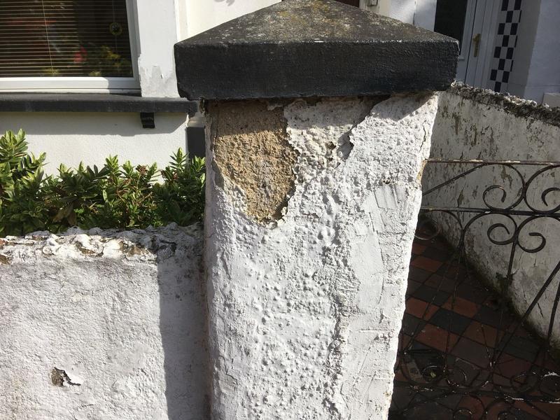 Image 3 - Wall repair